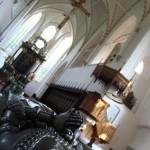 Markant: das Grabmal der Herzogin Anna von Brandenburg († 1514) in der Bordesholmer Klosterkirche. © TA.SH
