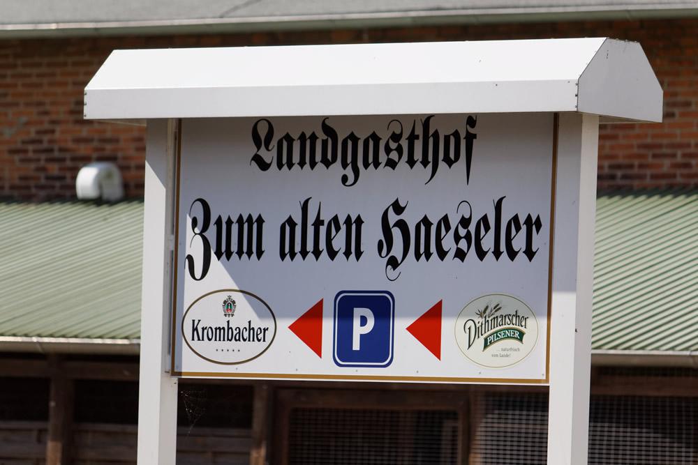 """Gasthof """"Zum Alten Haeseler"""""""