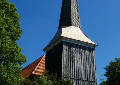 Die Ursprünge der Sankt-Johannis- Kirche in Brügge liegen im 13. Jahrhundert. Foto: Karsten Rocholl