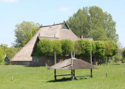 Haus aus Ahrentsee